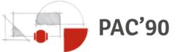 PAC 90 Logo